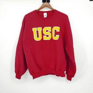 VTG USC crewneck sweatshirt